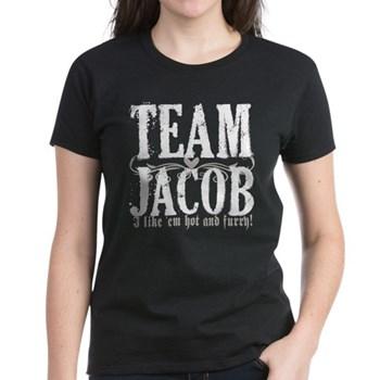 Team Jacob 4EVER! 335952716v5_350x350_Front_Color-Black