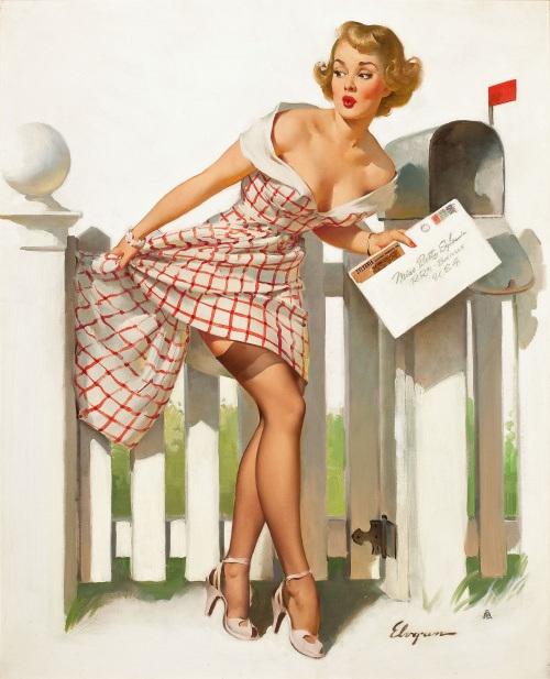 PIN-UP Vintage-Pin-Up-Girls-pin-up-girls-32550087-500-617