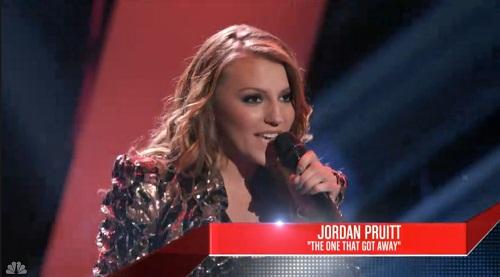 "Jordan Pruitt estrellita Disney Channel Twittea: ""Christina Aguilera no es agradable"" On-The-Voice-jordan-pruitt-32601877-500-277"