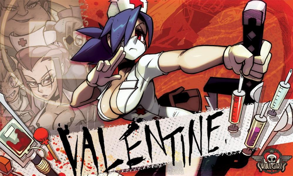 [Multi] Skullgirls Valentine-skullgirls-32908615-999-600