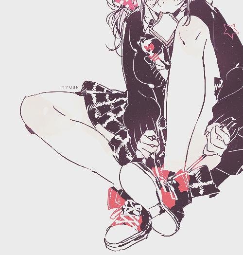 انمي { مقاسات مختلفةة , جودة عاليةة } .. -Tumblr-Art-Anime-lumforever-33502602-500-524