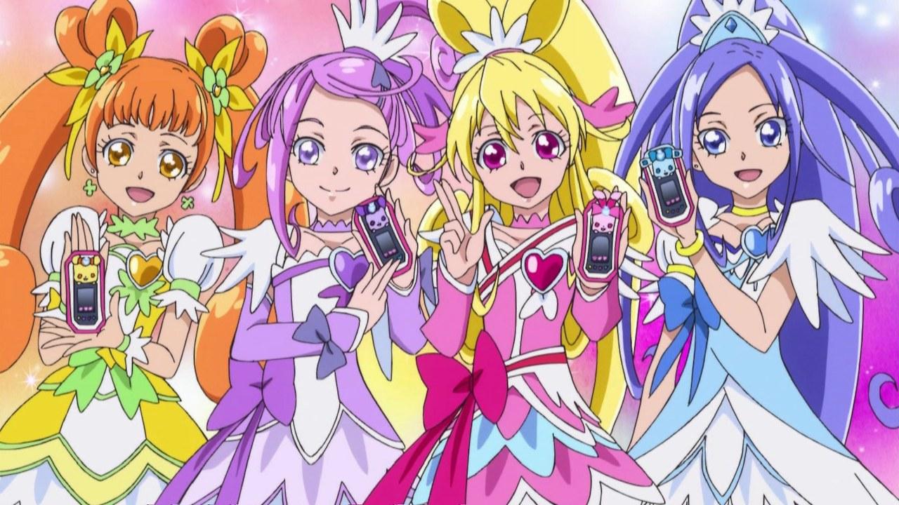 HeartCatch PreCure! DokiDoki-PreCure-dokidoki-precure-34078326-1280-720