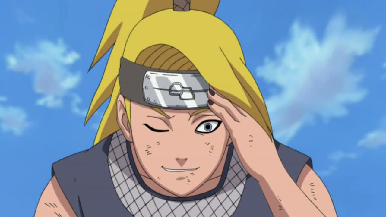 Imagens de Naruto  Deidara-naruto-shippuuden-34257124-1280-720