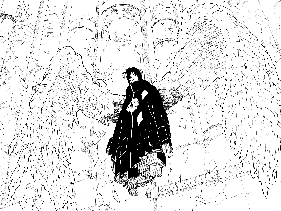 [Capítulo] O anjo e o demônio Akatsuki-Konan-in-Manga-konan-38794675-1108-832