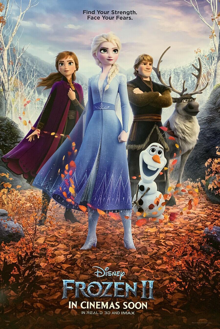 La Reine des Neiges II [Walt Disney - 2019] - Page 21 Frozen-2-New-Poster-frozen-43025908-900-1346