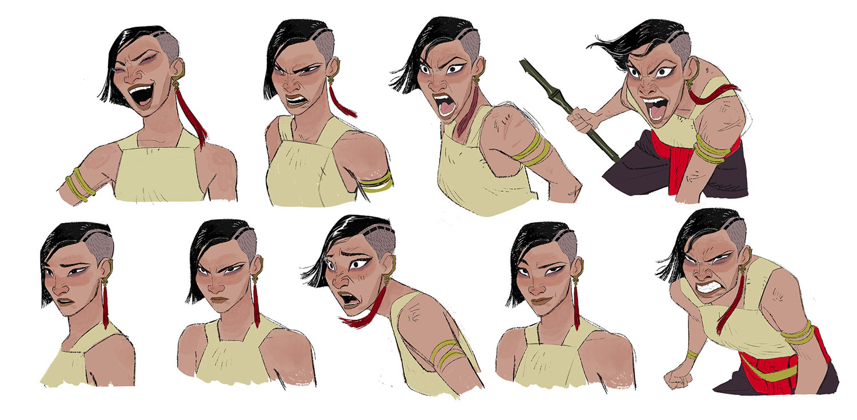 Raya et le Dernier Dragon [Walt Disney - 2021] - Page 23 Raya-and-the-Last-Dragon-Namaari-Concept-Art-by-Ami-Thompson-raya-and-the-last-dragon-43813221-1500-735