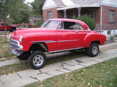 "1951 Chevrolet Gasser! ""SHOP REPORT"" 22/01/2013 Photo-vi"