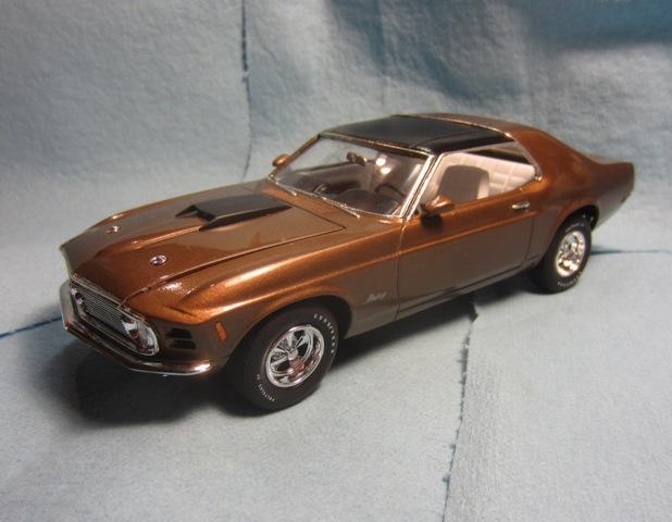1970 Mustang Grandé  101-vi