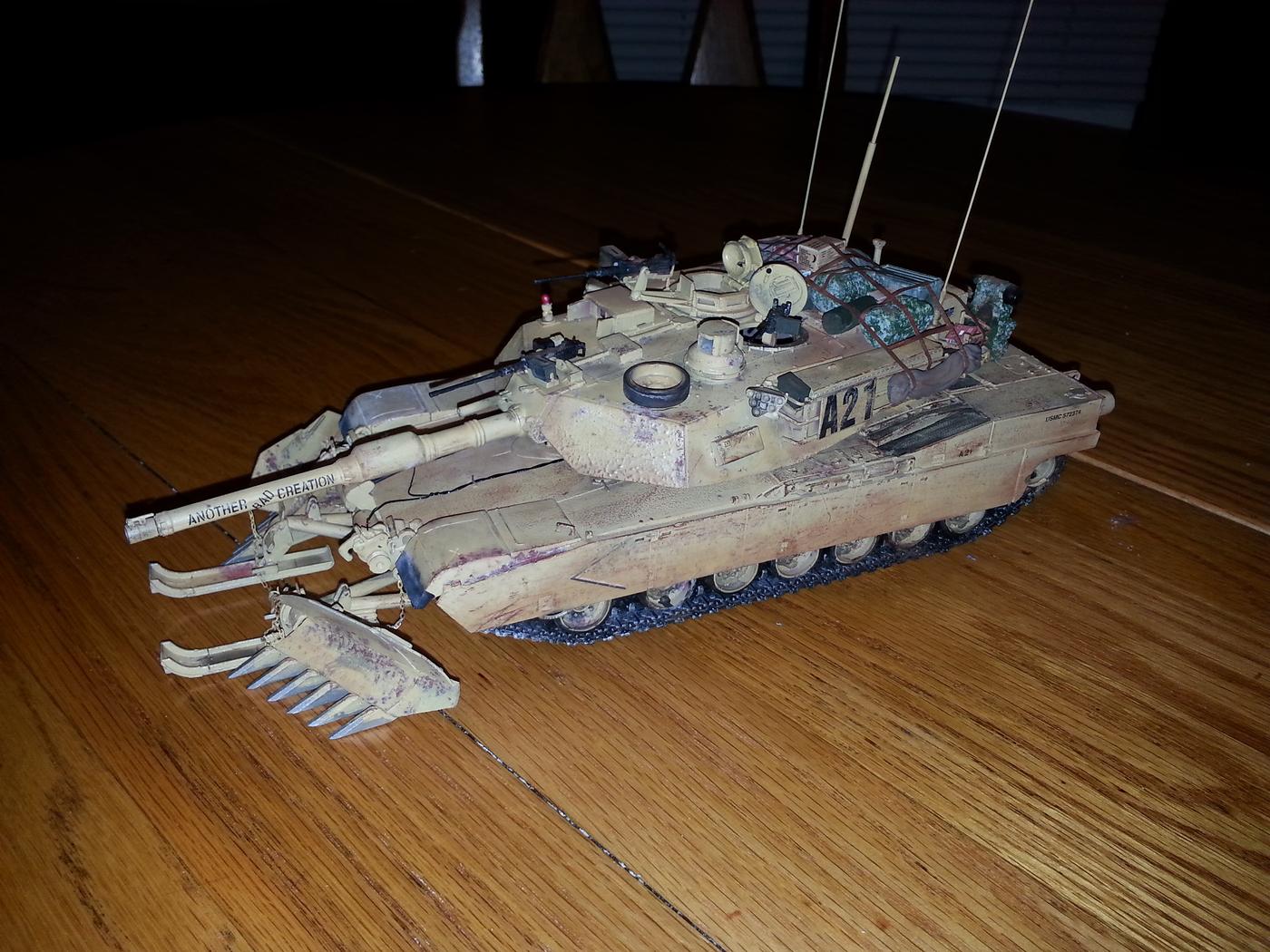 Abrams m1a2  3bvg-vi