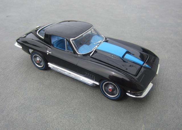1967 Corvette Stingray 427p.c. SHOP Release 009-vi