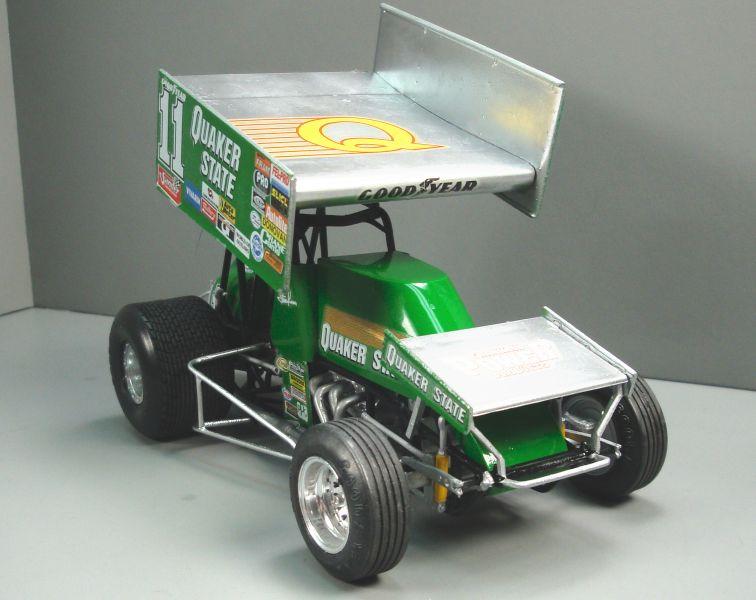 Quaker State Sprint Car QS031f-vi