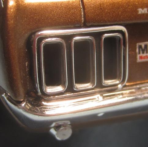1970 Mustang Grandé  108-vi