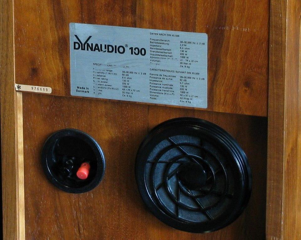 Dynaudio Contour 1 mk2 C4e8c60dc1b0e05f