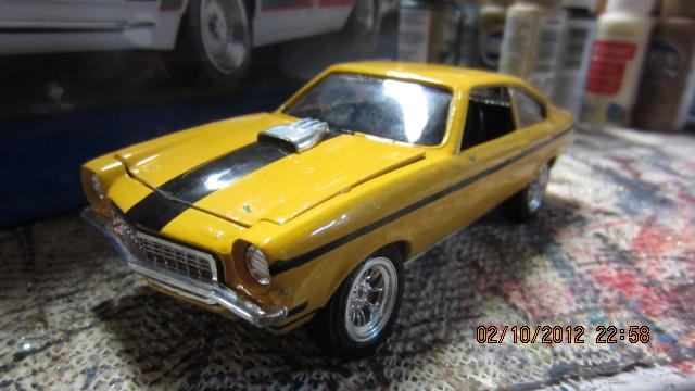 1972 Chevrolet Vega Street Machine V8 Photo-vi