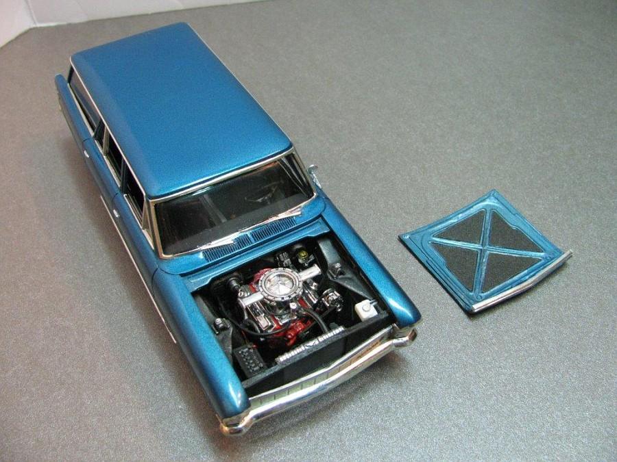 """Chevrolet Nova 1966 """"SS"""" fantomes  Photo5-vi"""