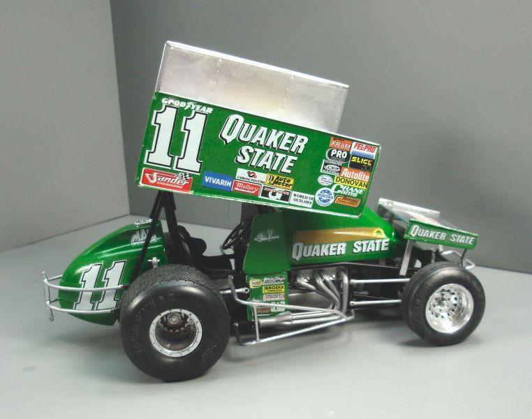 Quaker State Sprint Car QS029f-vi
