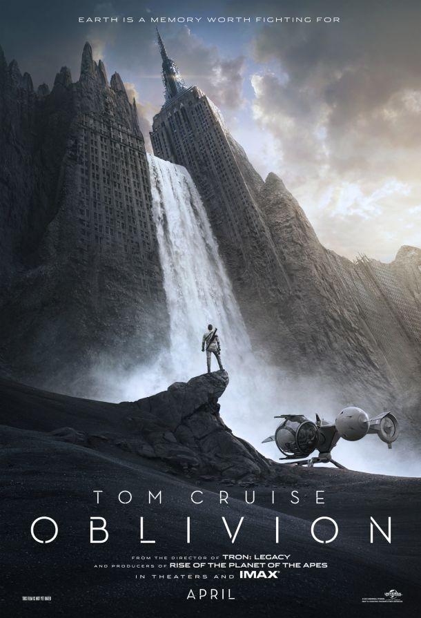 Les plus belles affiches de cinéma - Page 2 Oblivion-poster