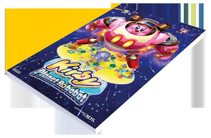 Kirby Planet Robobot Edition Limitée sur 3DS 910523_1