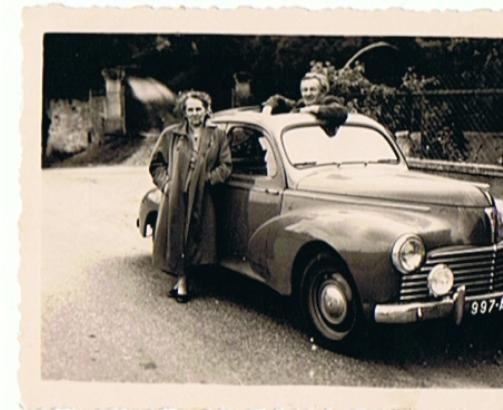 Mon amour de 203 / 14 février 1952 203noirbla