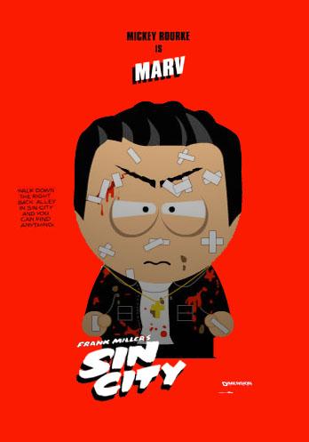 Part 14 / 4 Marv-poster