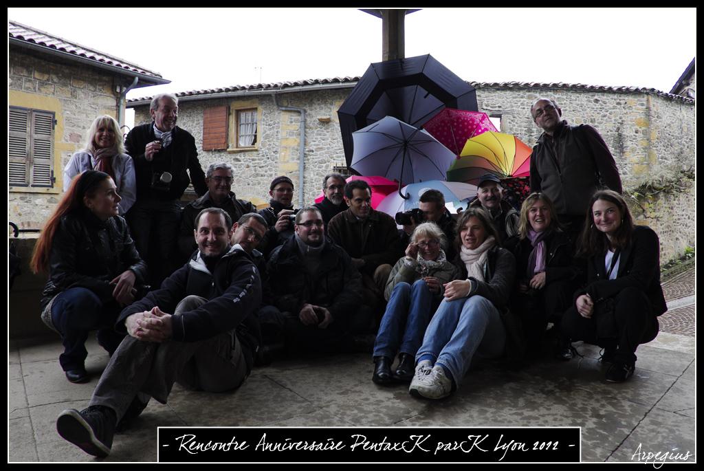 Photos de la rencontre anniversaire sortie de Lyon 2012 - Page 9 Groupe