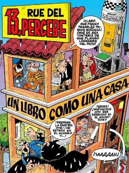COLECCIÓN DEFINITIVA: COMICS DE HUMOR  13_rue_percebe