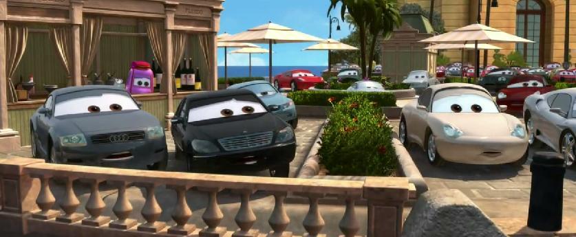La voiture du film Cars 2 que vous aimeriez voir en miniature Mattel ! - Page 11 I405539