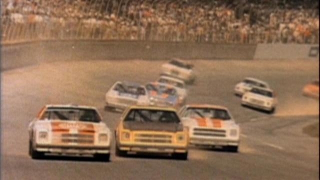 NASCAR histoire en pics 442