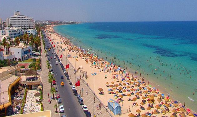 سوسة - تونس Sousse-Tunisia-Beach