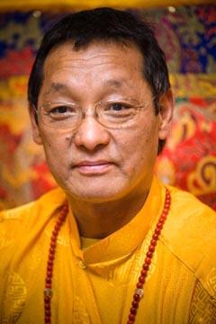 La Voie du Millieu Gangteng%20Rinpoche