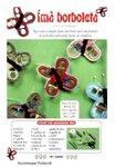 Ромашки, маки, листочки, бабочки, стрекозы... 0_720a0_e9041c59_S