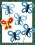 Ромашки, маки, листочки, бабочки, стрекозы... 0_720ab_721e93b0_S