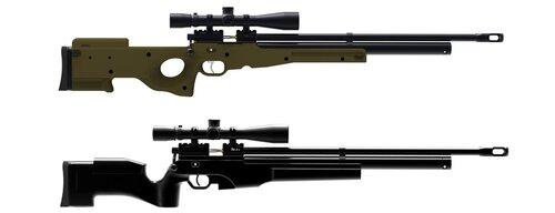 Фотографии различных русских РСР винтовок и пистолетов 0_4c0a4_2bc87203_L