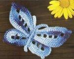 Ромашки, маки, листочки, бабочки, стрекозы... 0_72079_ab0c59a5_S