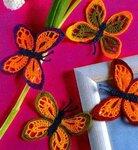 Ромашки, маки, листочки, бабочки, стрекозы... 0_7209d_eebde7c6_S