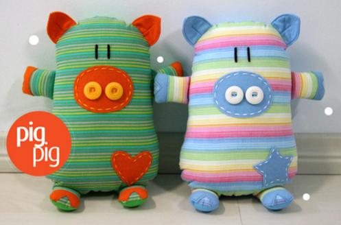 Веселые и яркие игрушки от Fafi / Fátima Finizola 0_6bdb1_b8981c79_L