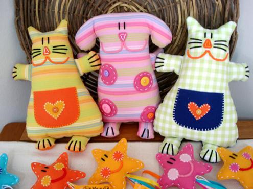 Веселые и яркие игрушки от Fafi / Fátima Finizola 0_6bd97_35877c74_L