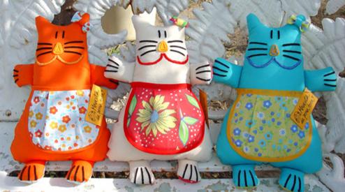 Веселые и яркие игрушки от Fafi / Fátima Finizola 0_6bdb2_16167369_L