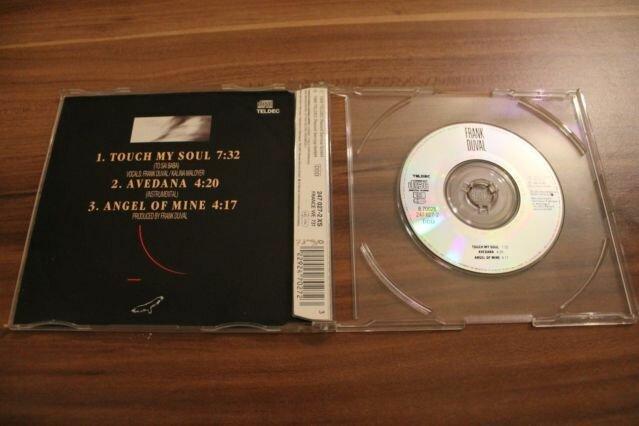 Touch - Frank Duval - Touch my Soul, 3inch Maxi single 0_bdbc2_1501503b_XL