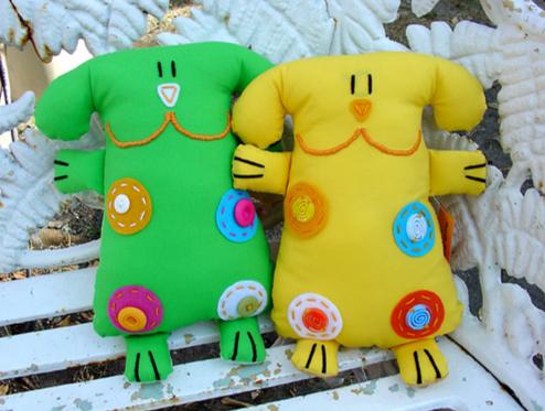 Веселые и яркие игрушки от Fafi / Fátima Finizola 0_6bdb8_69ad9704_L