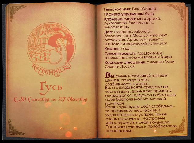 Кельтский гороскоп животных 0_64171_8a6da23b_XL