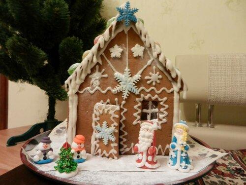 Совместный Рождественский пряник  (выпечка) - Страница 3 0_b1585_1ba3db13_L