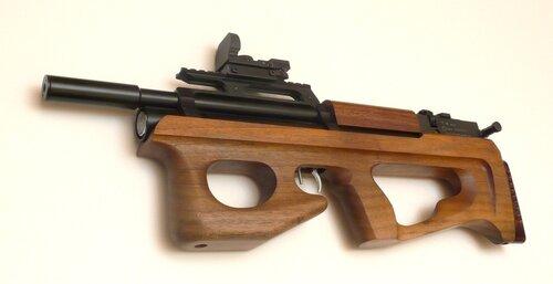 Фотографии различных русских РСР винтовок и пистолетов 0_4c051_62e49342_L