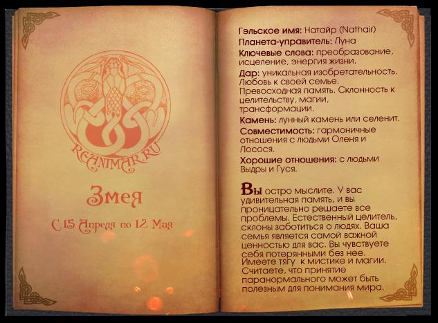 Кельтский гороскоп животных 0_64173_c7b0573e_XL