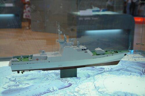 """Project 22800: """"Karakurt"""" class missile ship 0_5b9f9_9f2532e2_L"""