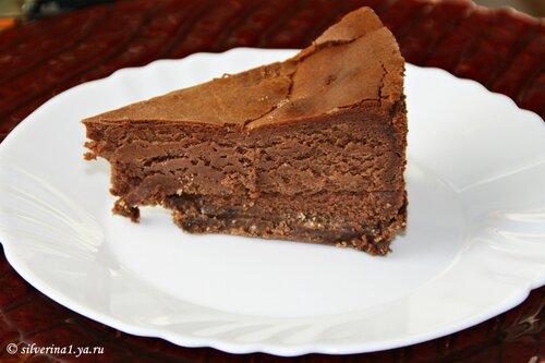 """Шоколадный пирог """"Черный бархат"""" 0_7d6eb_2577edef_L"""
