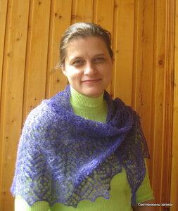 Шали, палантины, шарфы - Страница 2 0_68189_499aa298_M