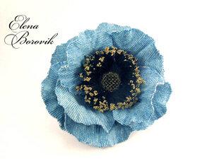 Цветы из джинсовой ткани - Страница 2 0_8fb85_18cf7041_M