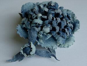 Цветы из джинсовой ткани - Страница 2 0_7cc61_54e53918_M