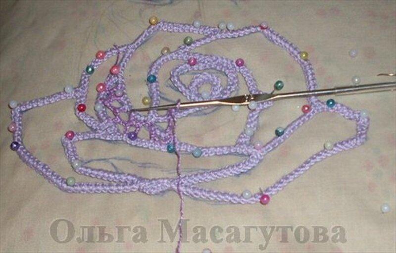 Шнуры, цепочки, тесьма - применение. Материалы, приспособления для их создания.  0_6fecf_51396e57_XL